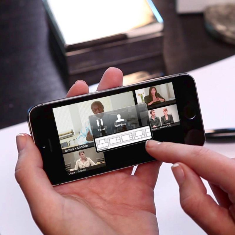 Mobile Video Conference SQ